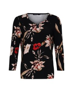 MICHA T-SHIRT  LOTUS BLOMST