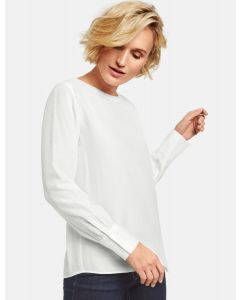 GERRY WEBER BLUSE 31578-99700 OFFWHITE