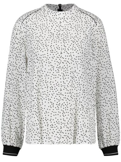 GERRY WEBER BLUSE 31448-9018 OFFWHITE