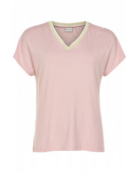 IN FRONT T-SHIRT   ROSA