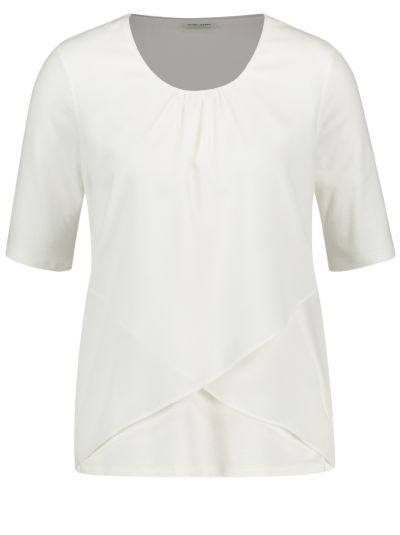 GERRY WEBER BLUSE 35601-99700 OFFWHITE