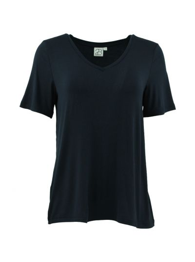 2 BIZ T-SHIRT   NAVY