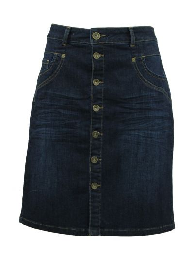 2 BIZ NEDERDEL   DARK DENIM